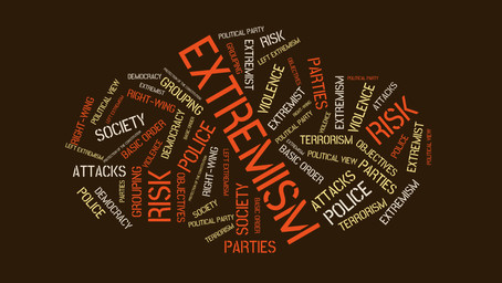 Express Your Voice   What will the terrorism landscape look like in 2021?