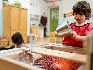 "From the Vault:  Our Favorite ""Montessori in the Home"" Blog Posts"