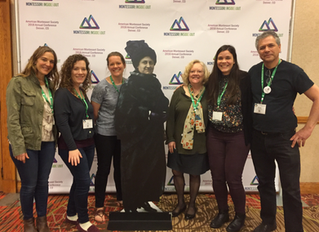NMS Staff Attend the 2018 American Montessori Society National Conference, Thanks to Annual Fund