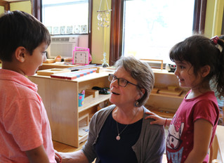 Grace and Courtesy in Primary Classrooms (and Beyond!)