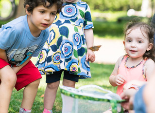 Developmental Benefits of Outdoor Play