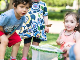 Developmental Benefits of Outdoor Play