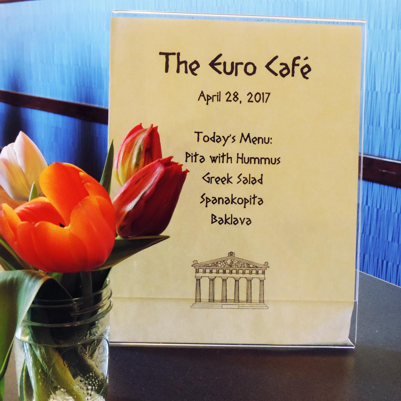 The Euro Cafe
