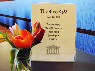 """The Euro Café"" Brings Delicious Cuisines to Wellan"