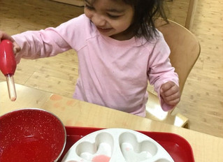 Fostering Concentration in Toddlers at Home