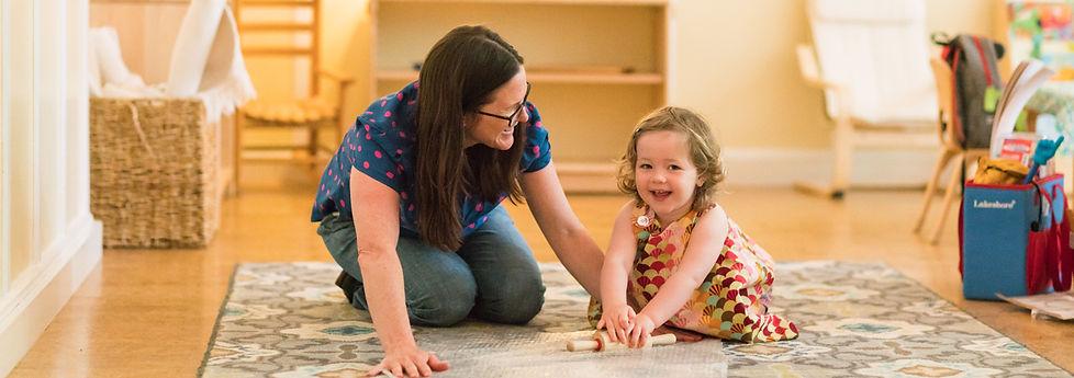 Beginner Program at Wellan Montessori School