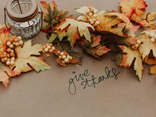 Making Time for Gratitude