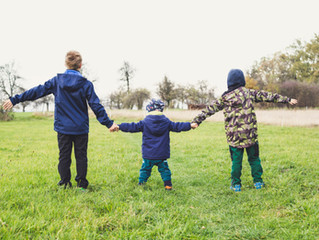 Changing Choices: 5 Ideas for Green Parenting