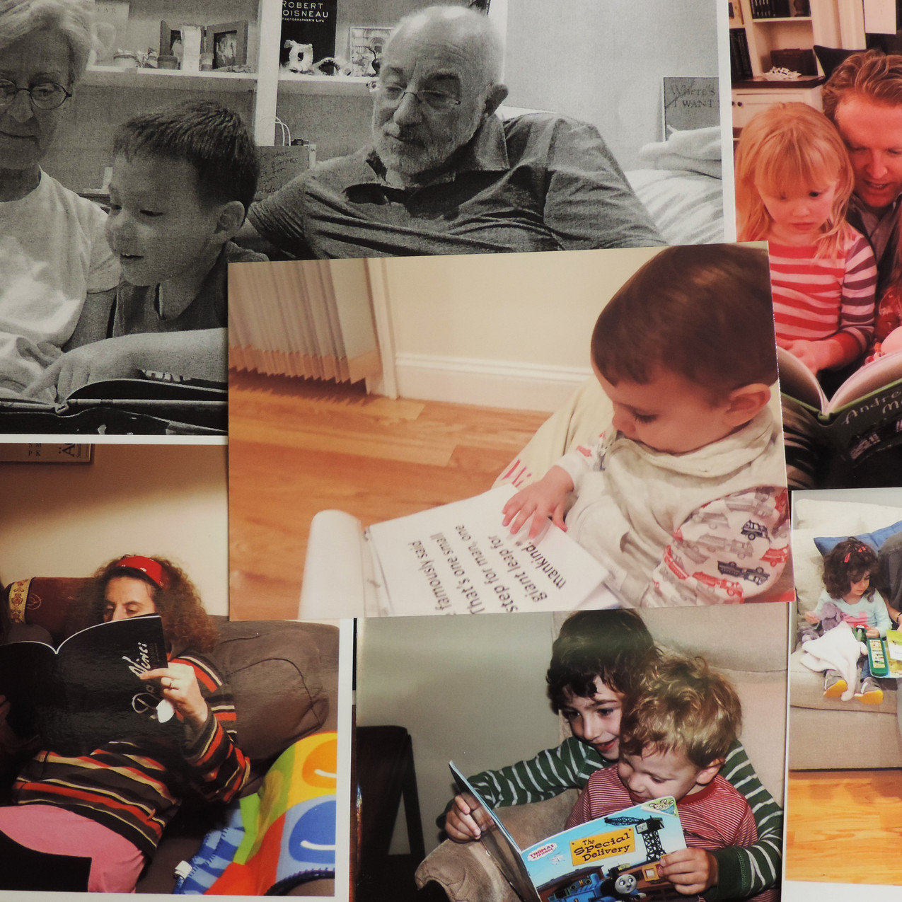 Families Reading