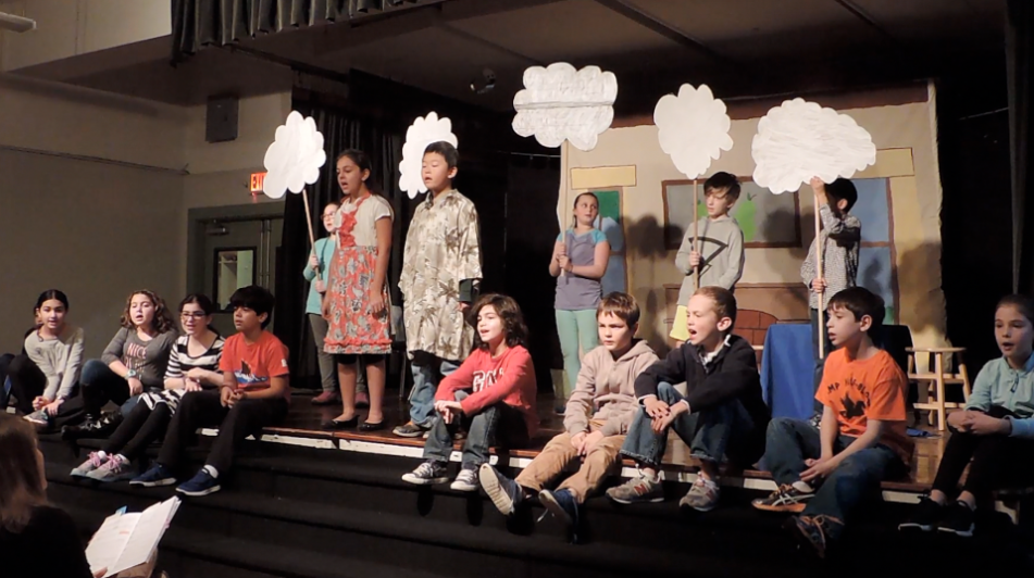 "Upper Elementary presents ""A Kid's Life"""