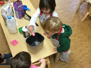 Tot Chef: Helping Your Toddler Succeed in the Kitchen