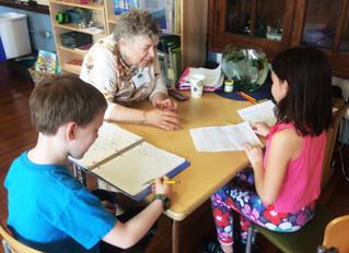 Elementary Students Celebrate Poetry