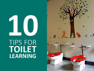 Toilet Learning for Toddlers – Tips for Parents