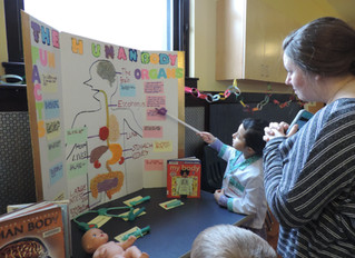 """Elementary Expo"" Showcases Student Research, Spurs Lifelong Learning"