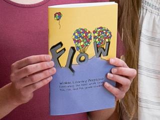 Flow: Wellan's First Annual Literary Magazine