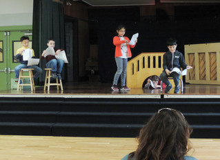 Lower Elementary Drama Explores Fairy Tales