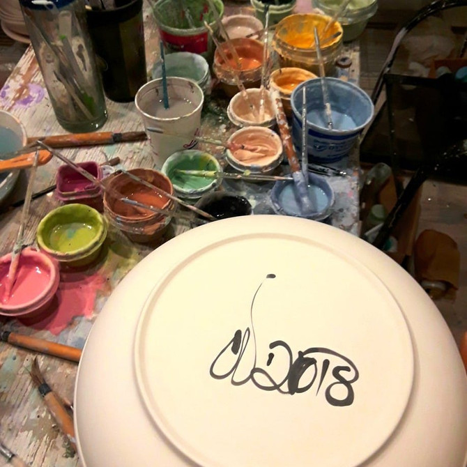 Personalized platters for all occasions