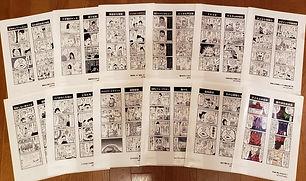 時事系4コマ漫画「コロナは概念」クリアファイルセット