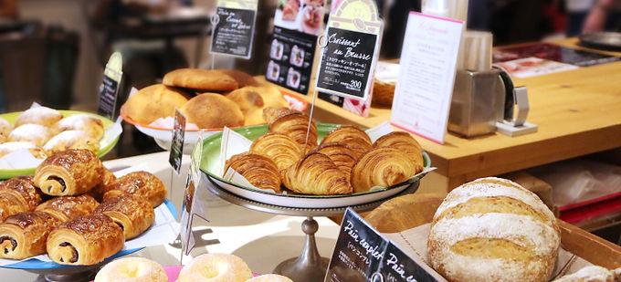 Le dimanche(カフェ&パン屋)