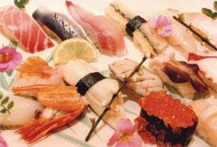 魚河岸の寿司えびす三宮東店(一貫すし)