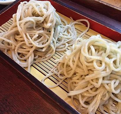 花潮「かちょう」(蕎麦屋)
