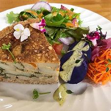 オーガニックカフェ&レストランレテラ(レストラン)