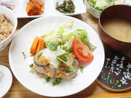natural kitchen めだか(レストラン)