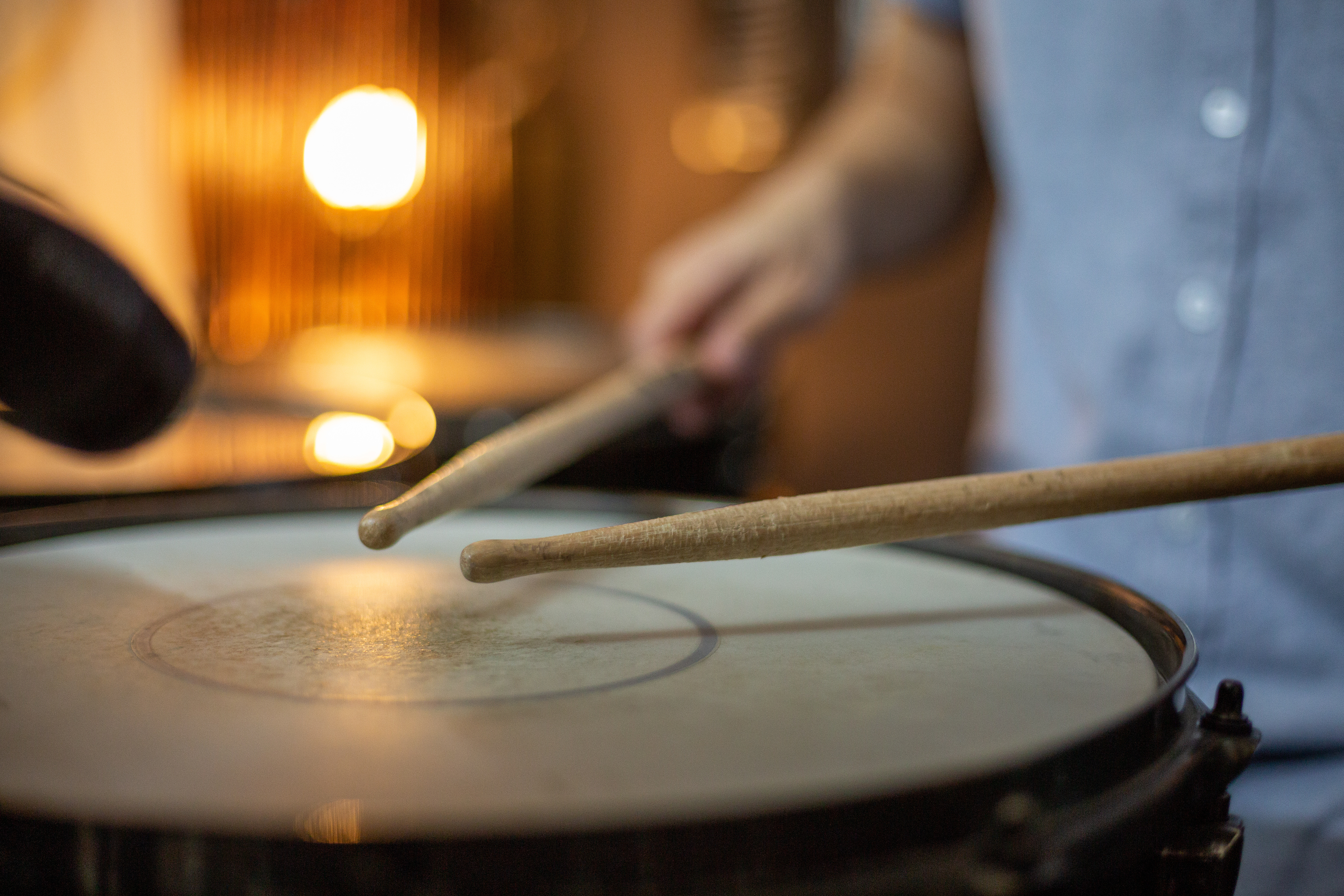 1-on-1 Drum Lessons (In-Person)