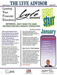 LYFE ADVISOR Newsletter January 2020 (FI