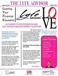 LYFE ADVISOR Newsletter February 2020 (f
