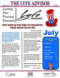 LYFE ADVISOR Newsletter July 2020 (final