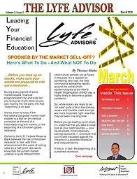 LYFE ADVISOR Newsletter March 2020 (FINA
