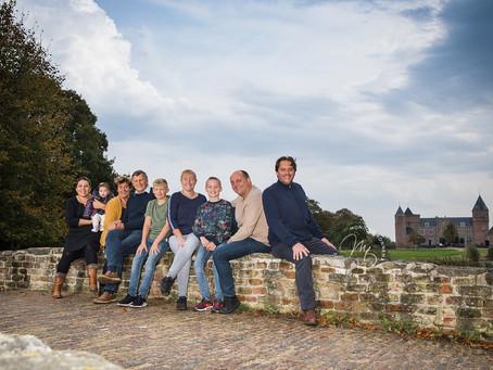 Familie reportage | Kasteel Westhove