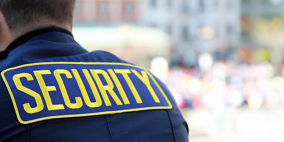 Security Safety Training