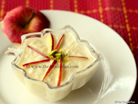 Apple Kheer