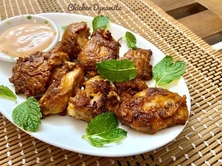 Chicken Dynamite