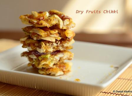 Dry Fruits Chikki