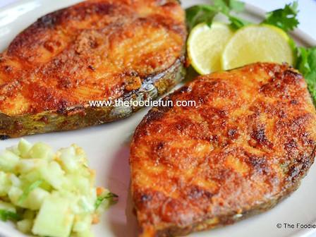 Surmai (Kingfish) Fry