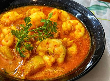 Kolambi Kalvan (Prawns Curry)