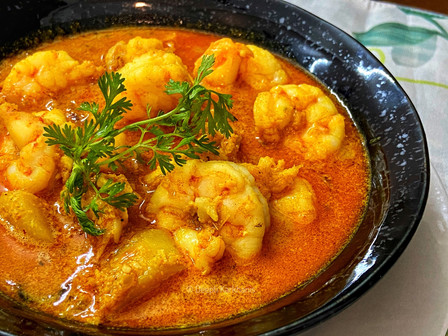 Kolambi Kalvan (Prawns Curry)