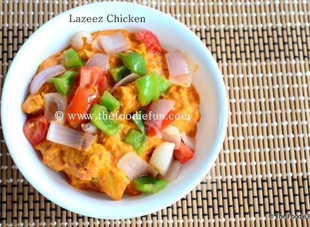 Lazeez Chicken
