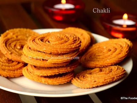 Instant Chakli