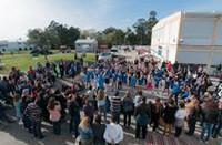 Dia Aberto do A.E.Marrazes envolve mais de 1500 participantes