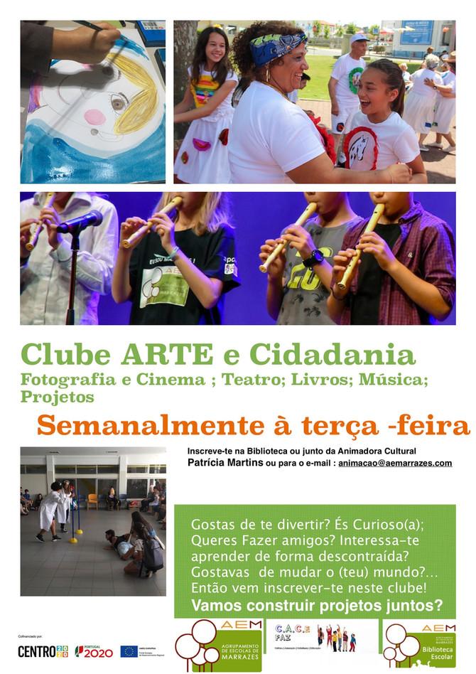 Clube das Artes e Cidadania