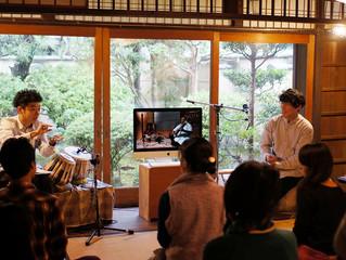 『中尾幸介&gumiのインド古典音楽講座』を終えて