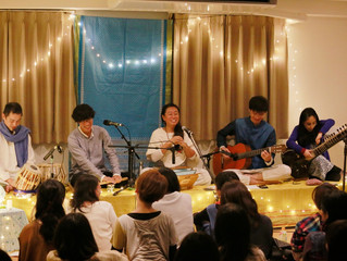 自分も頑張ろう!って心から思えます。京都Diwali Kirtan Fes! by Heart Gathering*を終えて