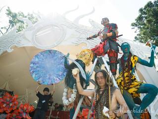 【めちゃやばい!?Dance Of Shiva2017出演を終えて】
