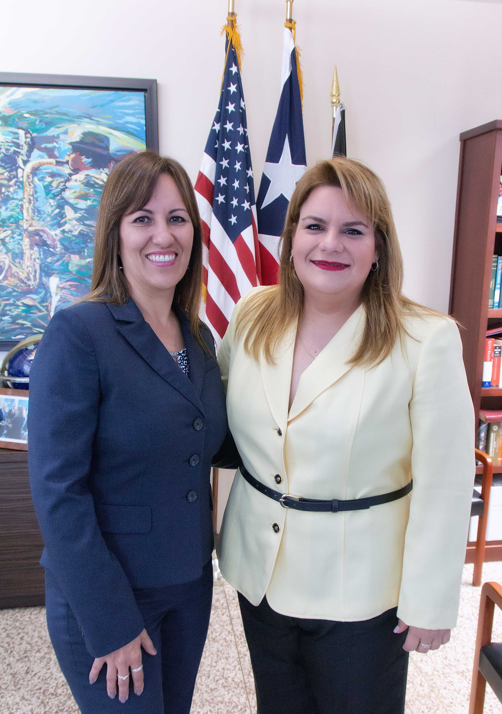 Entrevista con Jennifer González