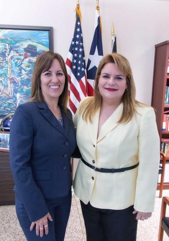 Mujer en la Política: Jennifer González