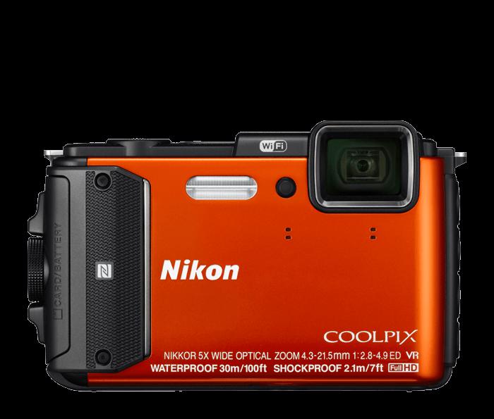Nikon Coolpix AW130 - $350